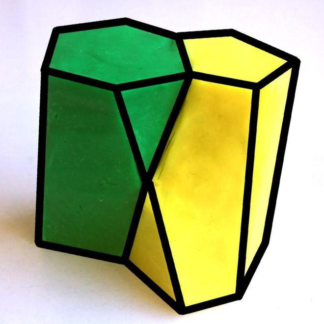 Escutoide, la fascinante nueva forma geométrica descubierta en la naturaleza _102774817_ae6b0b07-6028-4206-864d-4bae034561e2