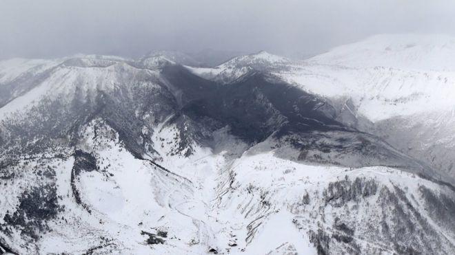 Mount Kusatsu-Shirane
