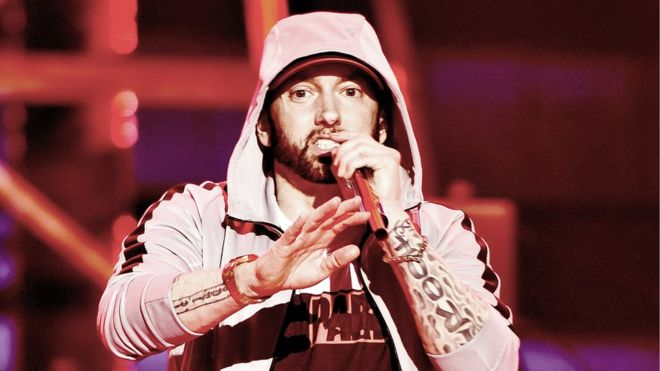 Eminem New Album 2020 Eminem's Kamikaze: Is it time for the 'greatest' to quit?   BBC News