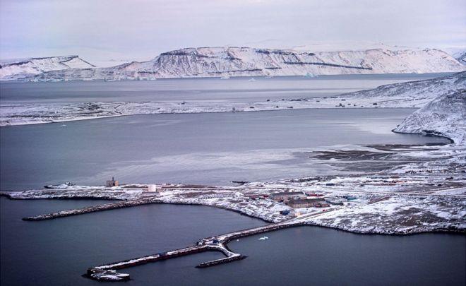 Дания: Трамп, Россия и Китай - угроза для Гренландии