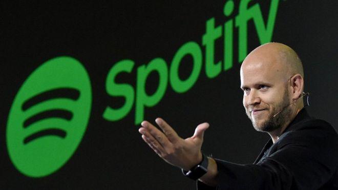 """Résultat de recherche d'images pour """"foto de spotify y su creador"""""""