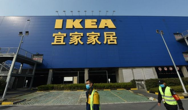 IKEA en Hangzhou, China