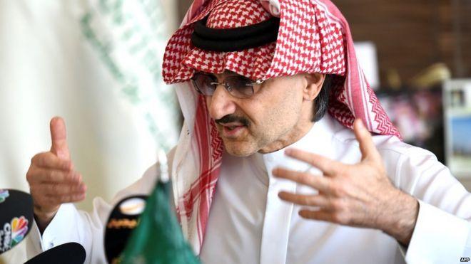 Profile: Prince Alwaleed bin Talal - BBC News