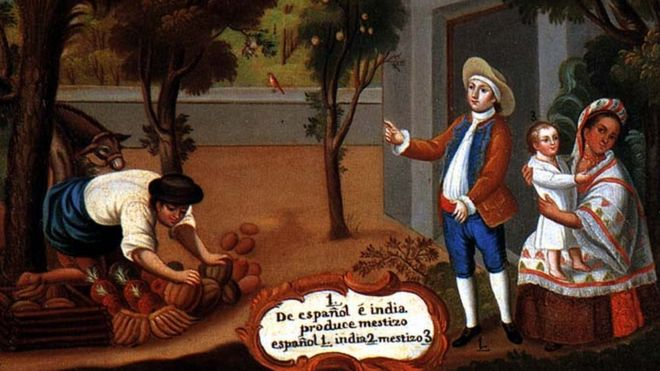 LAS CASTAS EN EL VIRREINATO<br>Criollos, mestizos, mulatos o saltapatrás: cómo surgió la división de castas durante el dominio español en América