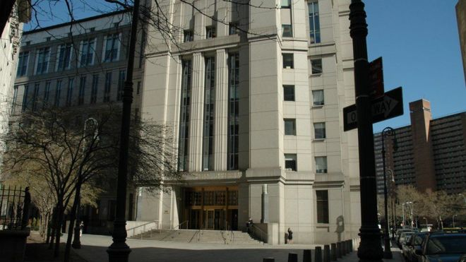 федеральный суд Южного округа Нью-Йорка