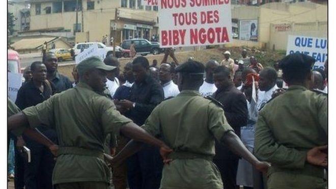 Booliiska Cameroon