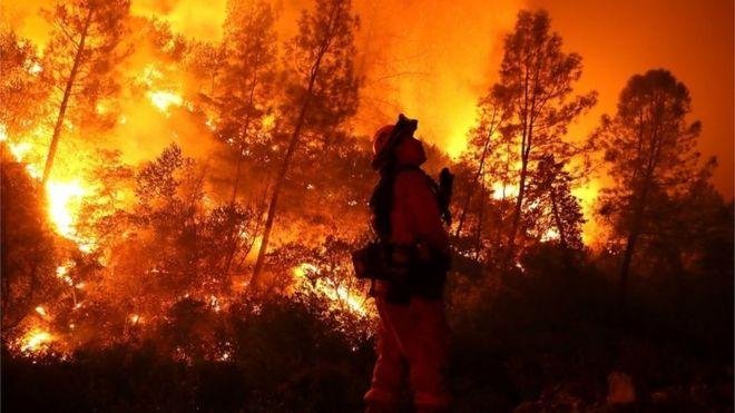 california wildfires verizon throttled data during crisis bbc news
