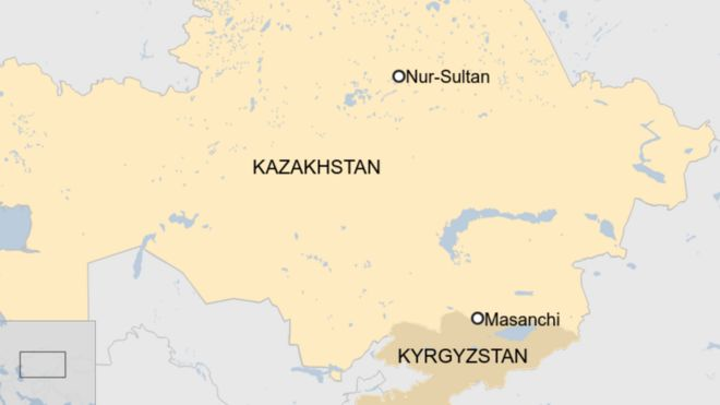 Kazakhstan: Ethnic clashes kill 10, injure dozens