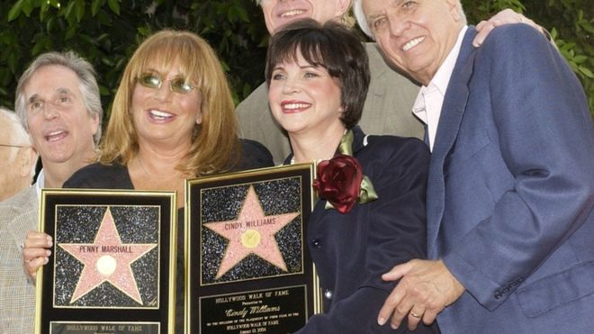 How did penny marshall die