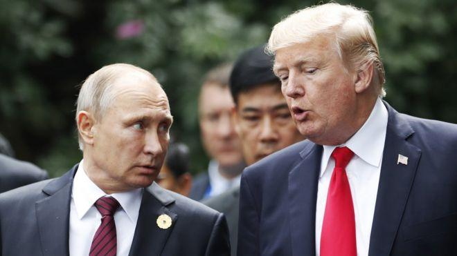 Les États-Unis ont annoncé des sanctions contre la Russie pour son ingérence dans la dernière élection présidentielle américaine.