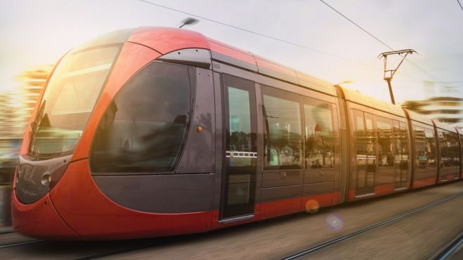 Trem urbano