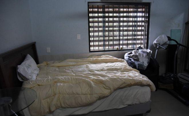 La Vida De Lujo De Un Narcotraficante En Su Prisión De Cinco