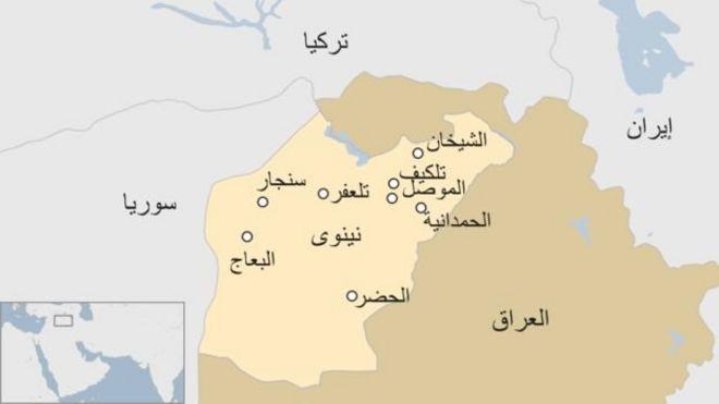 7 معلومات عن مدينة تلعفر العراقية