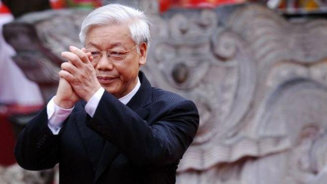 Tổng Bí thư Nguyễn Phú Trọng đã tăng cường chiến dịch chống tham nhũng từ 2016