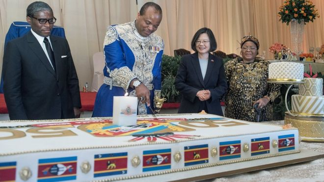 Swaziland has a new name - eSwatini - but will anything else change