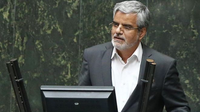 نماینده مجلس ایران: وزیر کشور مسئولیت سخنان فرماندار شهر قدس را بپذیرد