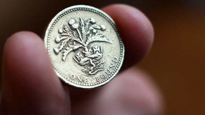 Where can you spend your old pound coins? - BBC News