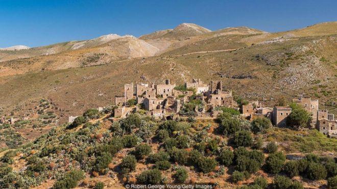 Được che chở đối với với phần còn lại của Peloponnese, người Maniot vẫn tự trị cho đến thế kỷ 19.