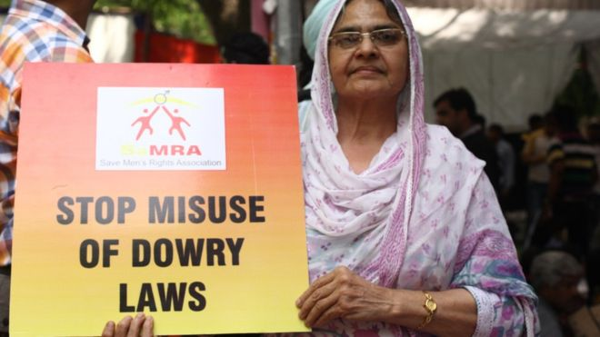punishment for dowry in india