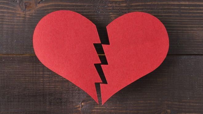 Corazón roto