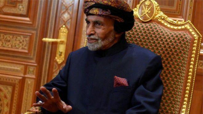 وفاة قابوس بن سعيد سلطان عمان وتنصيب ابن عمه هيثم بن طارق خلفا له