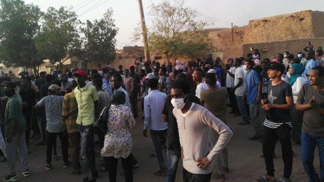 مظاهرات السودان: مدير الأمن يأمر بإطلاق سراح جميع المعتقلين