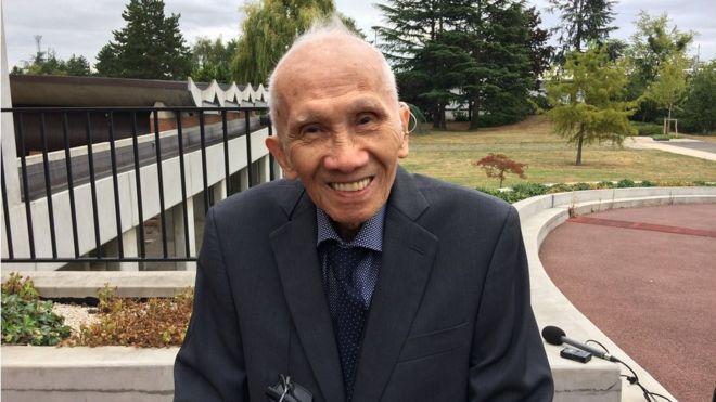 Luật sư Trần Thanh Hiệp,