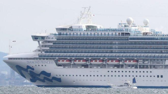 10 человек заразились коронавирусом на круизном лайнере. Там отдыхал пенсионер из Гонконга