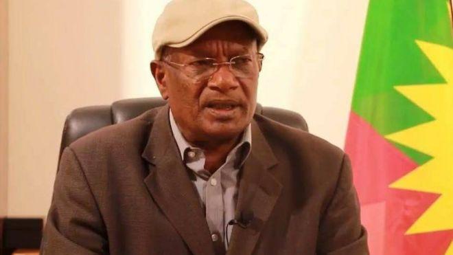 Hayyuu duree Adda Bilisummaa Oromoo (ABO) Obbo Daawud Ibsaa