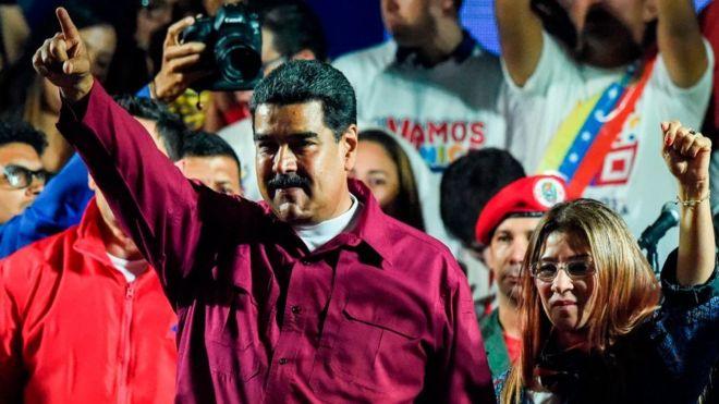 Internacional| Desde la oposición no reconocen el triunfo de Maduro