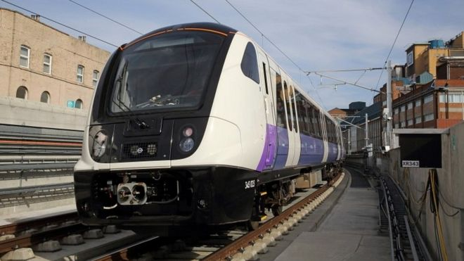crossrail london to bear cost of delayed line opening bbc news