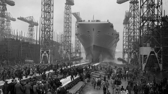 Harland and Wolff: The troubled history of Belfast's