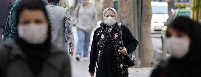 بوی نامطبوع مجددا تهران را فرا گرفت