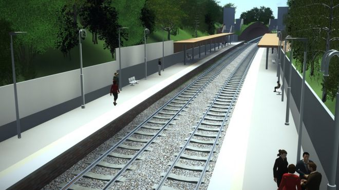 Birmingham Rail Station project receives government investment