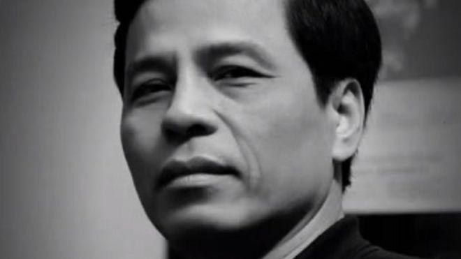 Nhà báo tự do JB Nguyen Huu Vinh