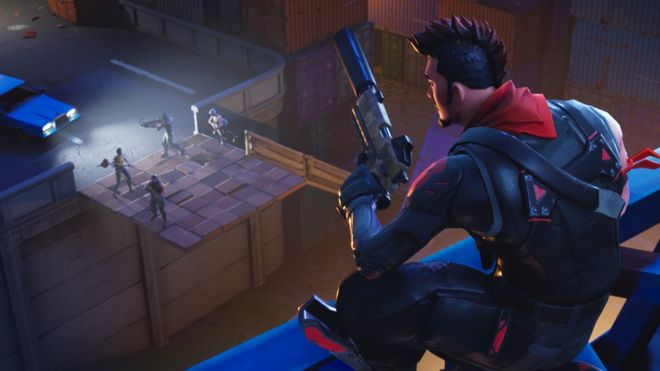 Fortnite Live Norwich Festival To Be Sued By Game Creator Bbc News