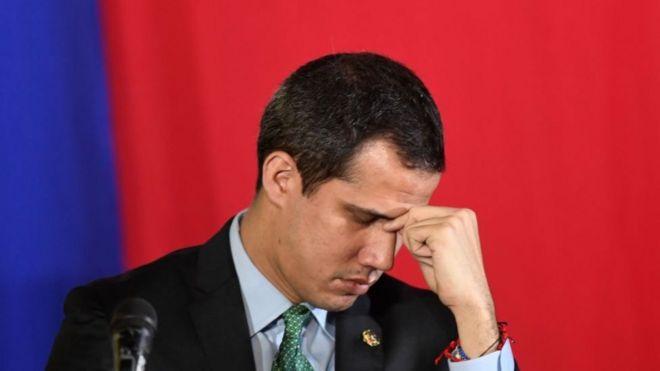 Guaidó basó en su condición de presidente del Parlamento su declaración como presidente interino