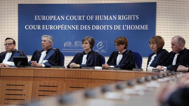 Судьи ЕСПЧ - файл фото