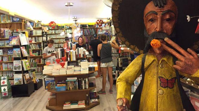 Librería de Barcelonnette