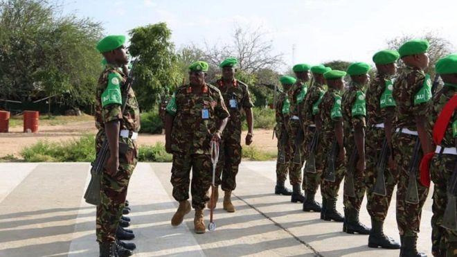 Kenya troops