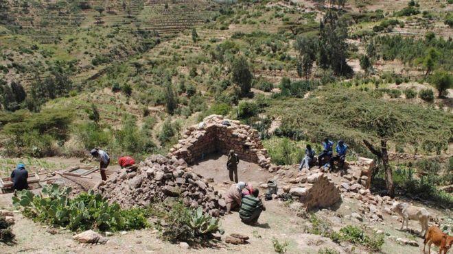 Археологи нашли забытый город в Эфиопии