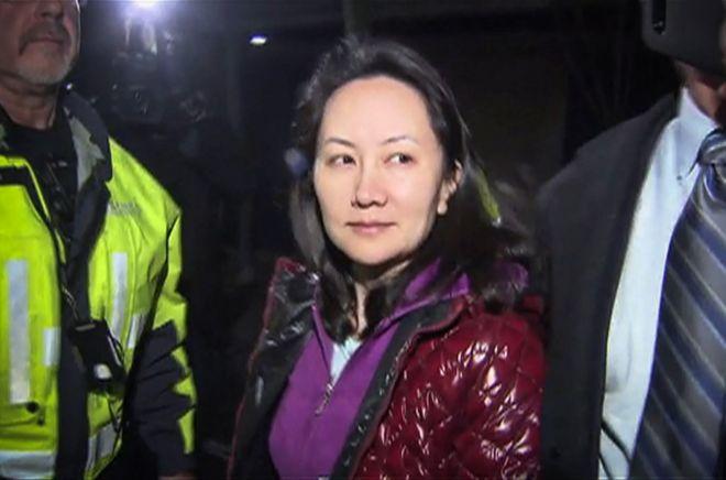 華為副董事長兼首席財務官(CFO)孟晚舟在加拿大被拘捕後,溫哥華當地時間周二(12月11日)獲得假釋