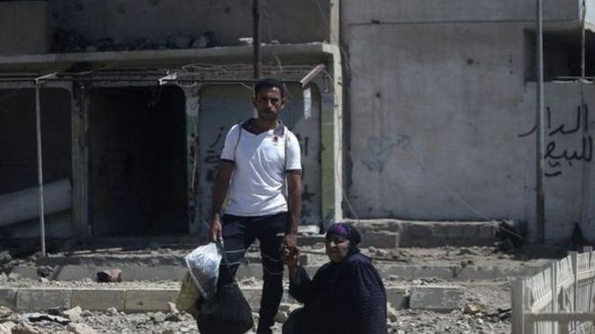 سازمان ملل: غیرنظامیان در موصل تحت فشار شدیدی هستند