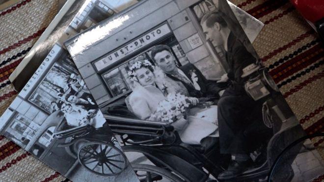 Весілля Ольги Ільків і Володимира Лика
