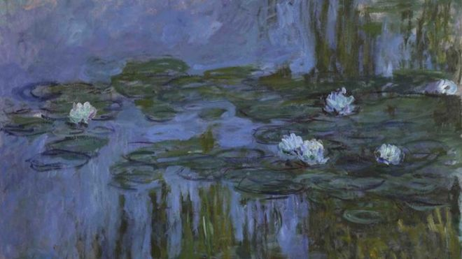 Claude Monet, Nympheas (Waterlilies), 1914 15