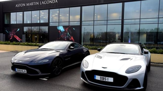 Автомобили Aston Martin