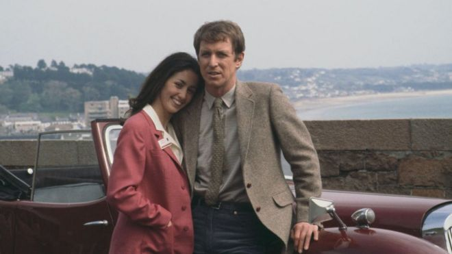 classic crime show bergerac set to return bbc news