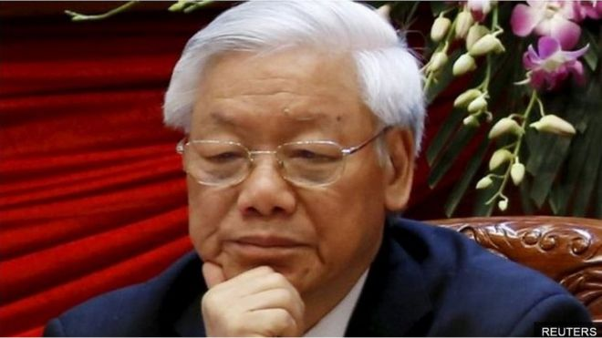 Tổng Bí thư Nguyễn Phú Trọng