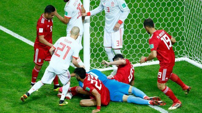 جام جهانی ۲۰۱۸ روسیه؛ پس از ۲۰ بازی ایران بهترین دفاع را داشته است