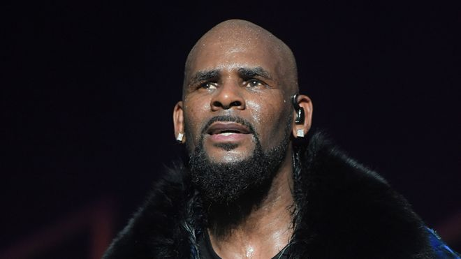 Surviving R Kelly makers: 'This isn't where the story ends